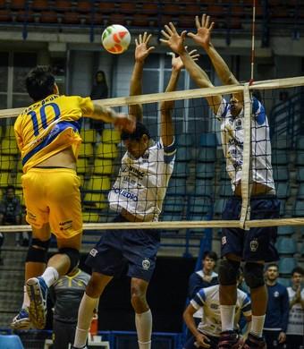 São José Vôlei Jogos Abertos (Foto: Arthur Marega Filho/PMSJC)