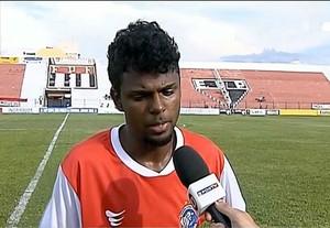 Volante Bufallo destaca que o primeiro gol do Cruzeiro abalou todo a equipe (Foto: Reprodução)