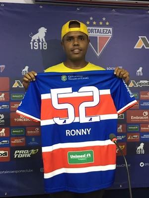 Ronny, Fortaleza (Foto: FortalezaEC/Divulgação)
