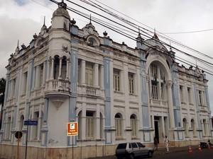Prefeitura de Natal - Palácio Felipe Camarão (Foto: Ricardo Araújo/G1)