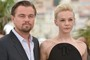 15/05/2013 - Leonardo DiCaprio e Carey Mulligan, protagonistas de &#39;O grande Gatsby&#39;, divulgam filme que abre a 66 edio do Festival de Cannes