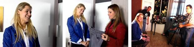 Fashion Express (Foto: Reprodução/ RPC TV)