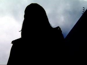 Mulher vítima de violência em Campinas (Foto: Reprodução / EPTV)