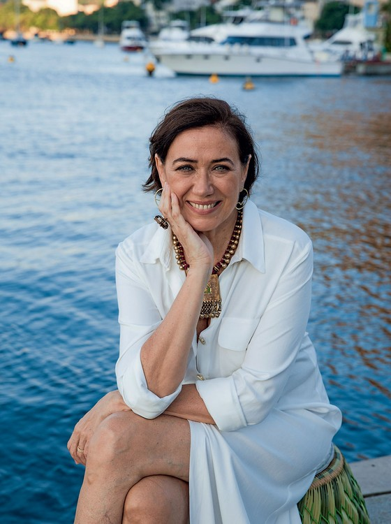 Lilia Cabral,atriz (Foto:  Marcelo Tabach / Editora Globo)