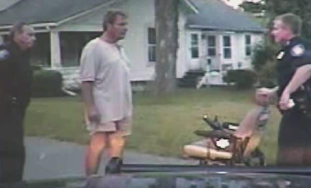 Incidente ocorreu em Utica, no estado de Michigan. (Foto: Reprodução)