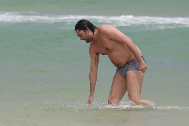 Fernando Caruso (Foto: Dilson Silva / Agnews)