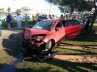 Idoso morre ao bater em carro com suspeitos de roubos no Litoral do RS