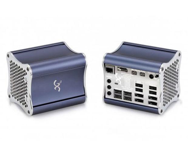 O Piston em detalhes - será possível conectar periféricos tradicionais de PC (Foto: Divulgação)
