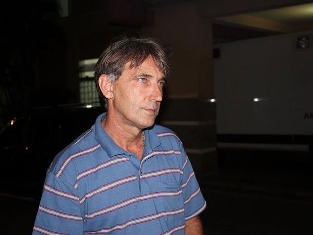 Célio Antônio Borges pai do Ken Humano (Foto: Maritza Borges/G1)