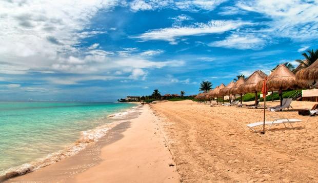 Playa Del Carmen (Foto: Divulgao)