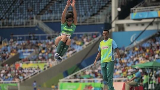Petrúcio Ferreira puxa a fila dos convocados para o Mundial Paralímpico de Atletismo
