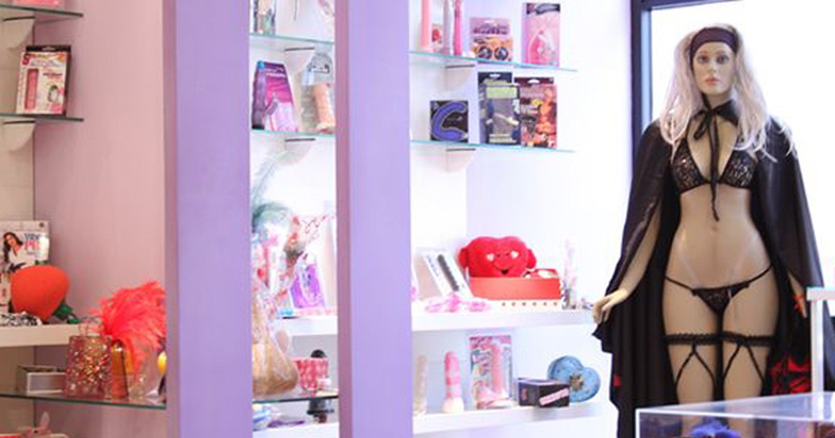a9b843b80c G1 - Sex shops mudam e se tornam 'butiques sensuais' - notícias em Negócios