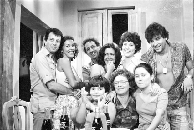 "Eloísa Mafalda em ""O Astro"" (Foto: TV Globo/CEDOC)"