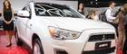 Mitsubishi quer dobrar no país (Raul Zito/G1)