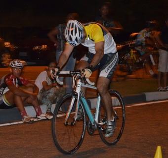 Ciclismo Roraima (Foto: Nailson Wapichana/GloboEsporte.com)