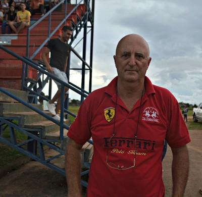 empresário Leonildo José Zatta, de 62 anos (Foto: Dennis Weber)