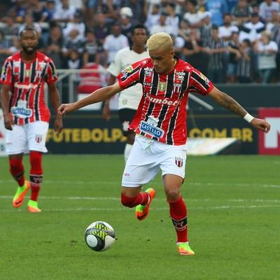 Rafael Bastos Botafogo-SP (Foto: Rogério Moroti/Agência Botafogo)