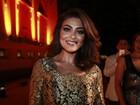 Festa do programa 'Globo de Ouro' reúne famosos no Rio