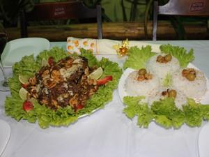 Cada prato participante deve ter um tipo de cogumelo (Foto: Fábio Donato Nogueira de Sá/Sebrae)