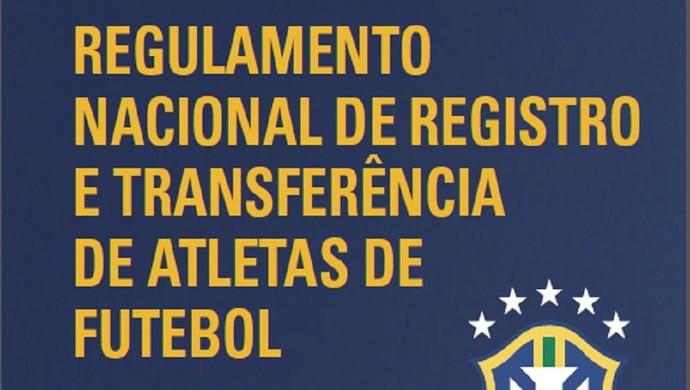 Regulamento de transferências da CBF (Foto: CBF)