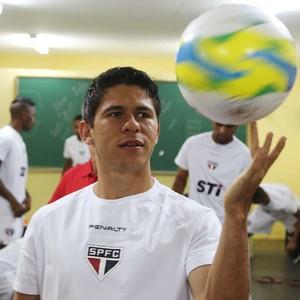 Osvaldo São Paulo (Foto: Rubens Chiri / saopaulofc.net)
