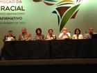 Sociedade já 'amadureceu' em relação às cotas raciais, diz Carvalho