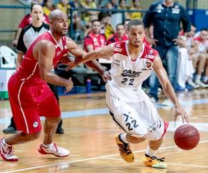 Liga sorocabana LSB x Pinheiros, Ned Cox, pelo NBB 6 (Foto: Marcello Zambrana / Inovafoto)