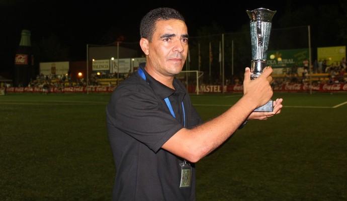 Evandro Guimarães (Foto: Divulgação / Arquivo pessoal)