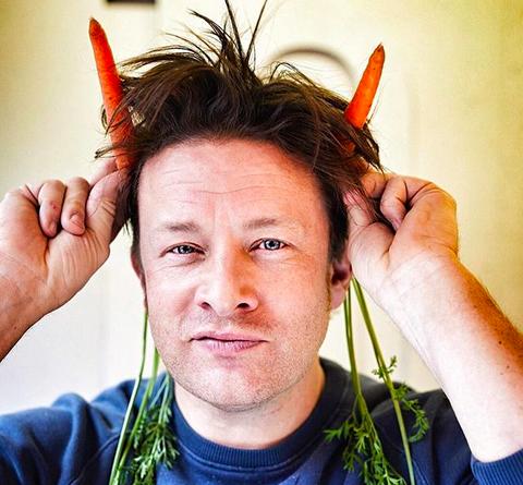 O chef e apresentador Jamie Oliver (Foto: Instagram)