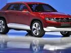 Volkswagen reformula o Cross Coupé Concept para Genebra