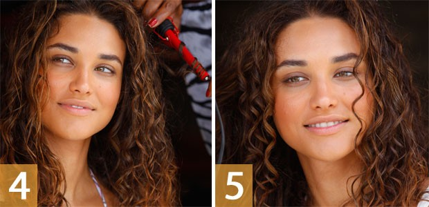 cabelo tais (Foto: Flor do Caribe / TV Globo)