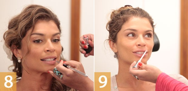 Make Ester 4 (Foto: Flor do Caribe / TV Globo)