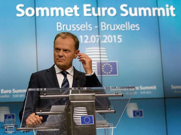 Presidente do Conselho Europeu, Donald Tusk (Foto: Virginia Mayo / AP Photo)