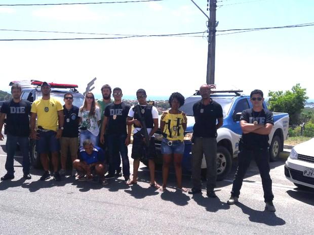 PC aponta suspeito comoo um dos maiores arrombadores do país (Foto: Polícia Civil/Divulgação)