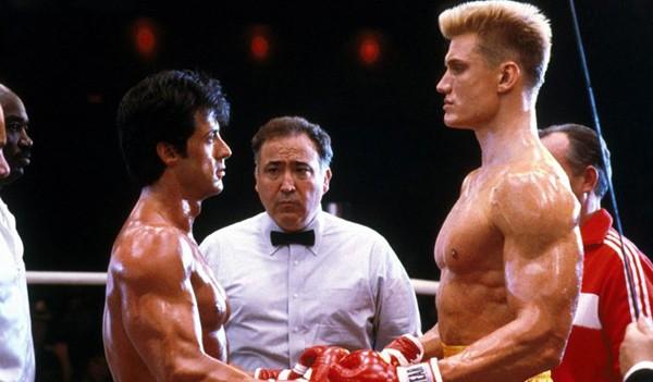 'Rocky IV' (1985) (Foto: Divulgação)