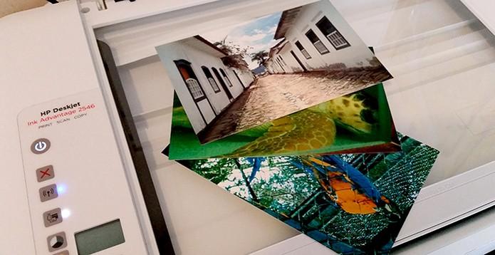 Veja como digitalizar suas imagens antigas (Foto: Barbara Mannara/TechTudo)