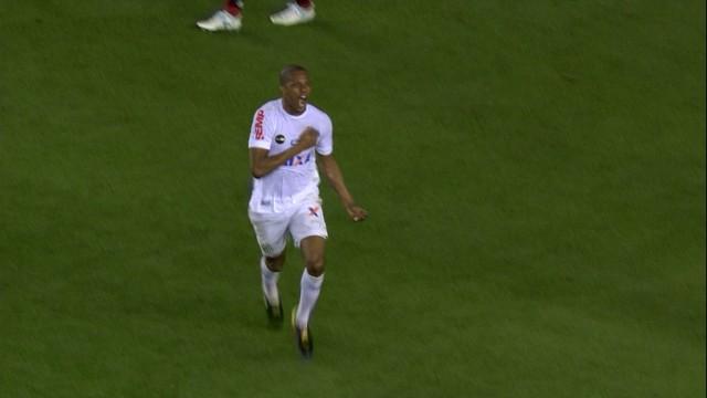 Santos x Flamengo - Copa do Brasil 2017 - globoesporte.com 963177262a551