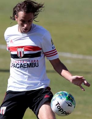 Zotti Botafogo-SP (Foto: Thiago Calil / Agência Botafogo)