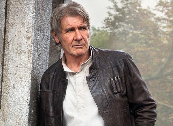 Harrison Ford em 'Star Wars: O Despertar da Força' (2015) (Foto: Reprodução)