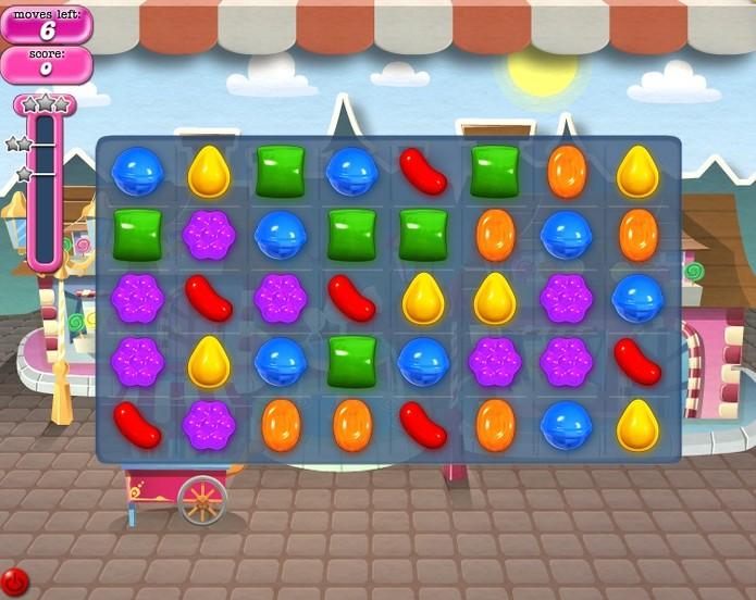 Candy Crush Saga (Foto: Divulgação)