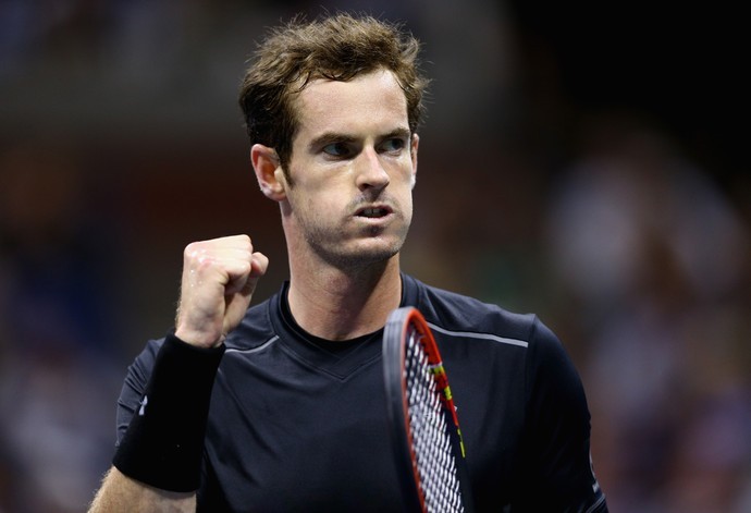 Andy Murray, US Open (Foto: Getty Images)