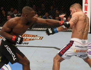 Yves Edwards x Jeremy Stephens UFC MMA (Foto: Getty Images)