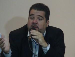 Gustavo Feijó, Federação Alagoana de Futebol (Foto: Leonardo Freire/GloboEsporte.com)