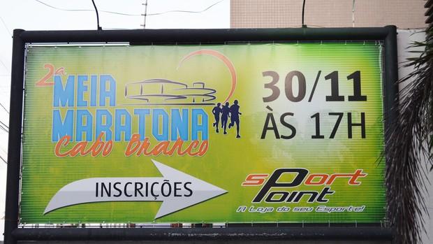 meia maratona cabo branco,  (Foto: Lucas Barros / Globoesporte.com/pb)