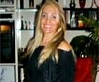 Irmã de Ângela Bismarchi é enterrada (TV Globo)