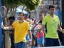 Marcelo Melo cai nas oitavas de final das duplas do Aberto da Austrália