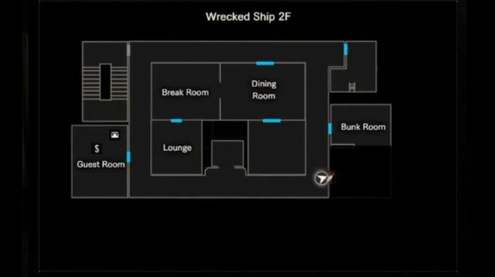 Resident Evil 7: pegue a chave da cabine nesta sala (Foto: Reprodução/Thomas Schulze)