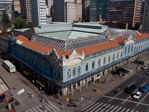 Mercado Público comemora 146 anos de existência (Foto: Luciano Lanes /  PMPA)