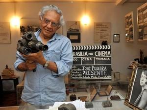 Cineasta Vladmir Carvalho (Foto: Divulgação)
