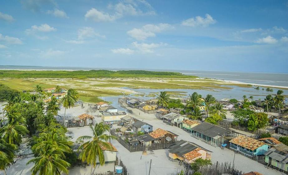 Viseu esconde praias, grutas e serra no limite entre o Pará e o Maranhão